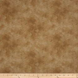 P&B Suede Print Quilting Cotton Lt. Brown Fabric