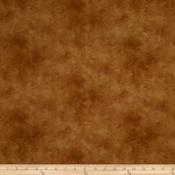 Suede Gold/Brown Fabric