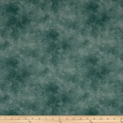 Suede Mid Tones Blue Green Fabric