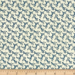 St. Louis Collection Vine Lt. Blue Fabric