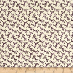 St. Louis Collection Vine Lt. Purple Fabric