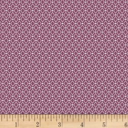 Stof Duo Mini Med Pink Fabric