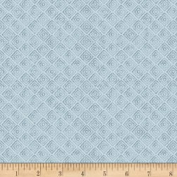 Stof Quilters Basics Light Blue Fabric