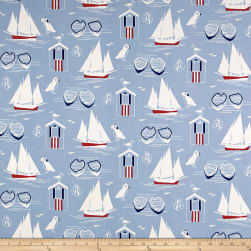 PKL Studio At Sea Sail Duck Fabric