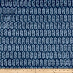 PKL Studio Quill Indigo Duck Fabric