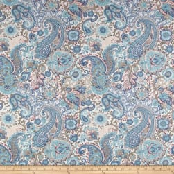 STOF France Allia Bleu Fabric