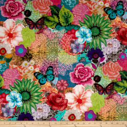 Stof France Mixto Multicolore Fabric