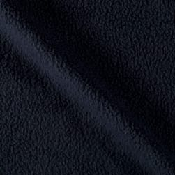 Fabric Merchants Frosty Wide Fleece Navy 72'' Fabric