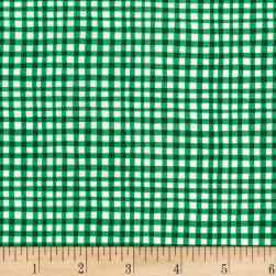 Michael Miller Gingham Play Gingham Play Pine Fabric