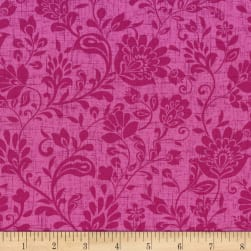 Michael Miller Plume You're So Vine Jewel Fabric
