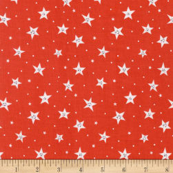 Michael Miller Road Trip Goodnight Coral Fabric