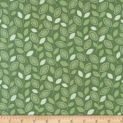 Michael Miller Lovey Dovey Branching Out Leaf Fabric