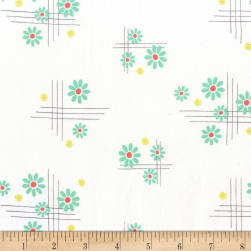 Michael Miller Hank And Clementine Roxy Sprout Fabric