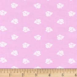Michael Miller Hank And Clementine June Pink Fabric