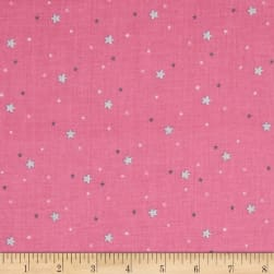 Michael Miller Twinkle Fairies Sprinkled Stars Dawn Fabric