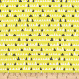 Michael Miller Everglades Bad Teeth Sunshine Fabric