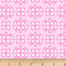 Michael Miller Project Dovetail Pomegranate Seeds Blossom Fabric