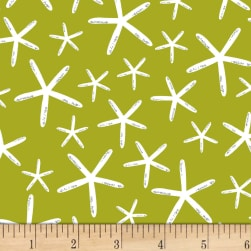 Michael Miller Project Dovetail Sea Star Meadow Fabric