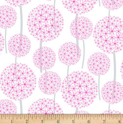Michael Miller Project Dovetail Allium Petal Fabric