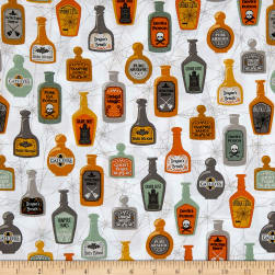 Ink & Arrow Boos & Ghouls Potions &