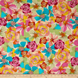 Ink & Arrow June Bee Thalia Large Floral