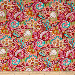 Ink & Arrow June Bee Thalia Paisley Coral