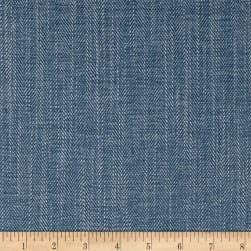 Swavelle/Mill Creek Tempting Herringbone Chenille River Fabric