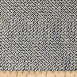 Swavelle/Mill Creek Tolleson Jacquard Cobalt Fabric