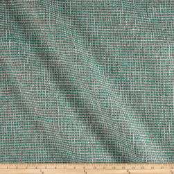 Swavelle/Mill Creek Guntersville Teal Fabric