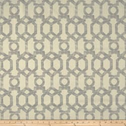 Swavelle/Mill Creek Widegren Silver Fabric