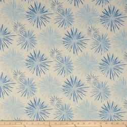 Swavelle/Mill Creek Palomino Bluejay Fabric
