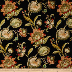 Swavelle/Mill Creek Pickett Floral Duck Night Fabric