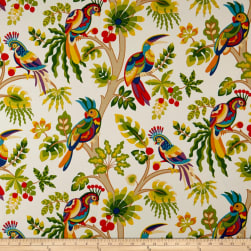 Swavelle Indoor/Outdoor Tailfeather Willowleaf Fabric