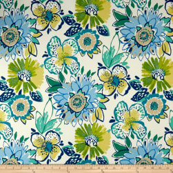 Swavelle/Mill Creek Indoor/Outdoor La Isla Surf Fabric