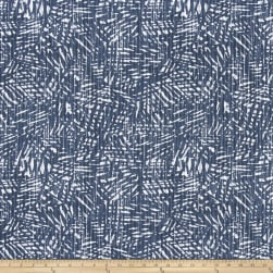 Premier Prints Diego Slub Canvas Space Blue Fabric