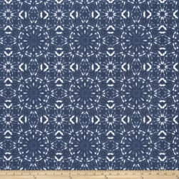 Premier Prints Miguel Slub Canvas Space Blue Fabric