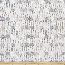 Premier Prints Syndicate Flax Spice Fabric