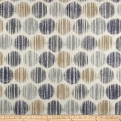 Premier Prints Fallon Flax River Way Fabric