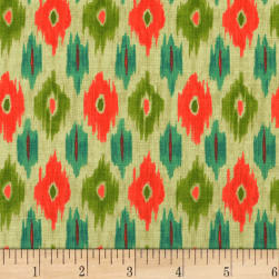 Covington Micah Basketweave Fiesta Fabric