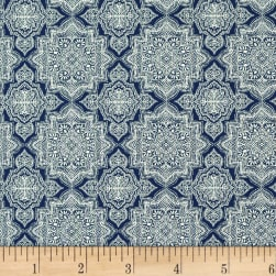 Covington SPF Indoor/Outdoor Curacao Dark Denim Fabric