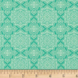 Covington SPF Indoor/Outdoor Curacao Jade Fabric