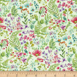 Covington Botanica Twill Summer Fabric