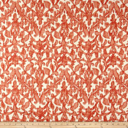 Lacefield Designs Inman Basketweave Shrimp Fabric