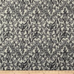 Lacefield Designs Inman Basketweave Stone Fabric