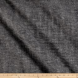 Homestead Chenille Upholstery Graphite Fabric