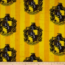 Harry Potter Hufflepuff Fleece Multi Fabric