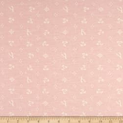 Birch Organic Merryweather Merrythought Interlock Knit Blush