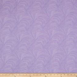 Wave Texture Wide Wave Texture Purple Fabric