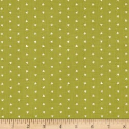 Contempo Gloaming Sproutlet Moss Fabric
