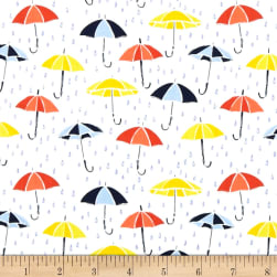 From London with Love Umbrellas Multi Fabric